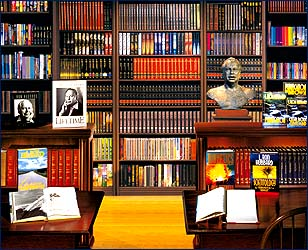 L. Ron Hubbard's library of works